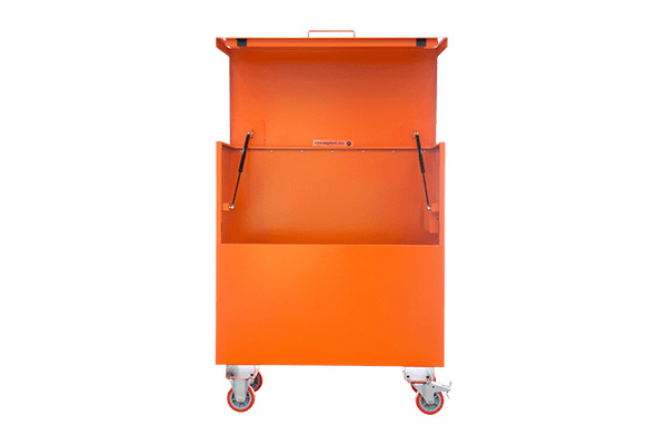 MEP Hire tool vault closed front