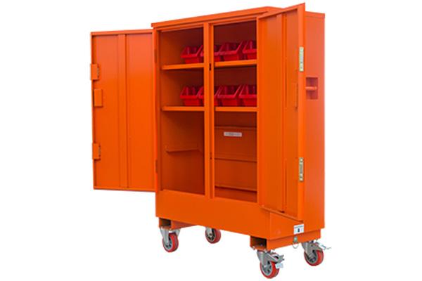 MEP Hire tool vault open
