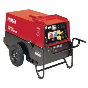 MEP Hire 300AMP Diesel Welder Generator