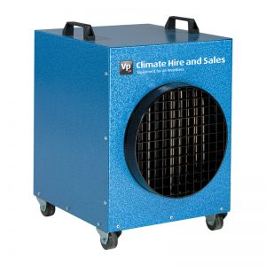 MEP Hire Fan Heater Electric