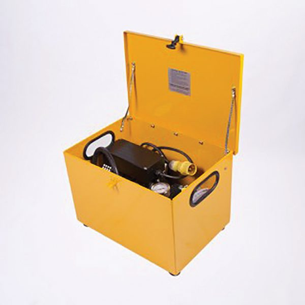 MEP Hire Electric Pressure Test Pump 110V
