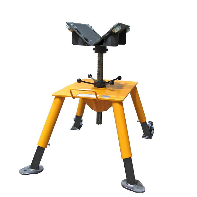 MEP Hire Roll Grooving Pipe Support Stand