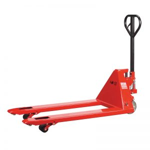 MEP Hire Pallet Truck Narrow 2T