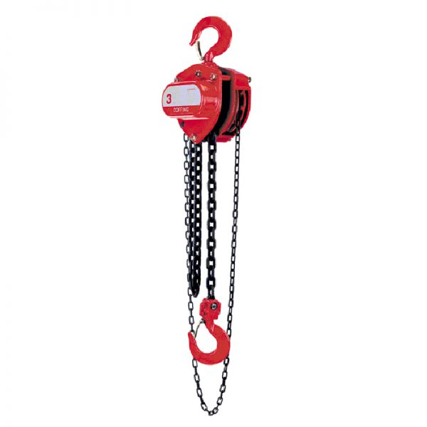 MEP Hire Chain Hoist SF1 Tonne 3 25mtr