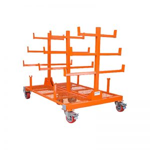 MEP Hire Mobile Pipe Rack