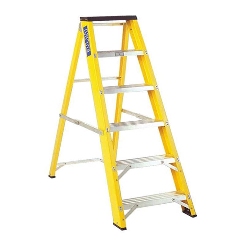 Fibreglass Step Ladder