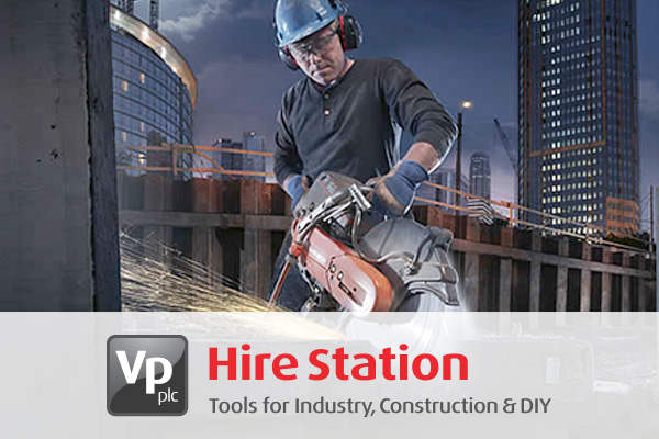 Vp HIRE STATION