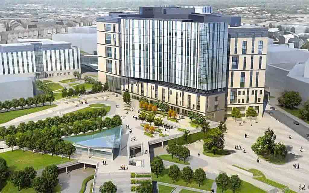 royal liverpool hospital mep hire