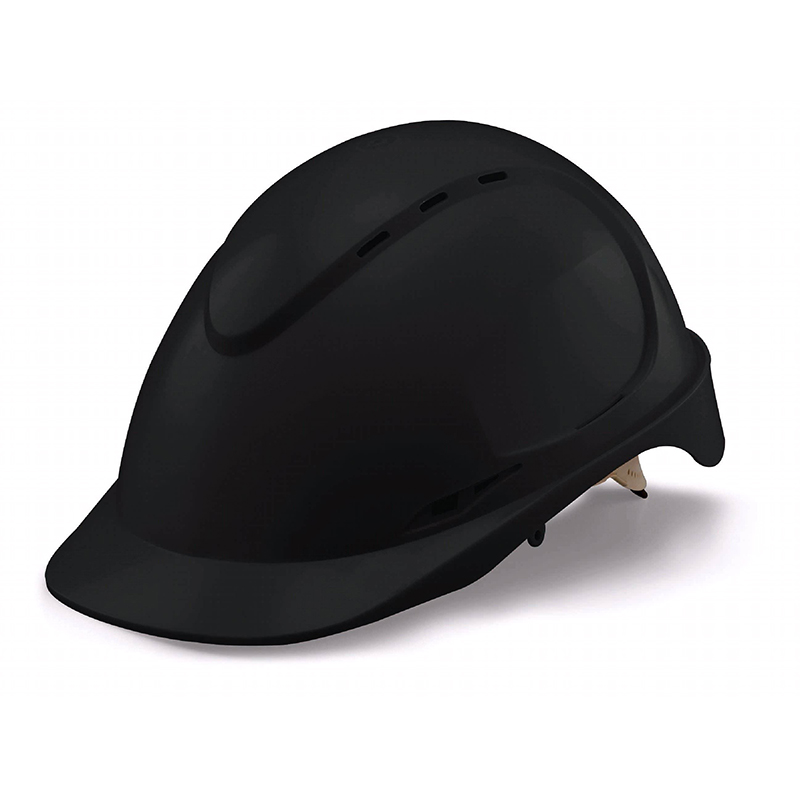 MEP Hire Black Helmet