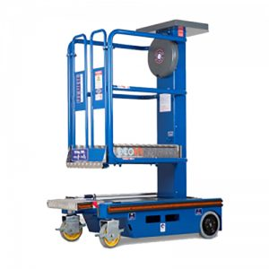 MEP Hire Ecolift Wind Rated