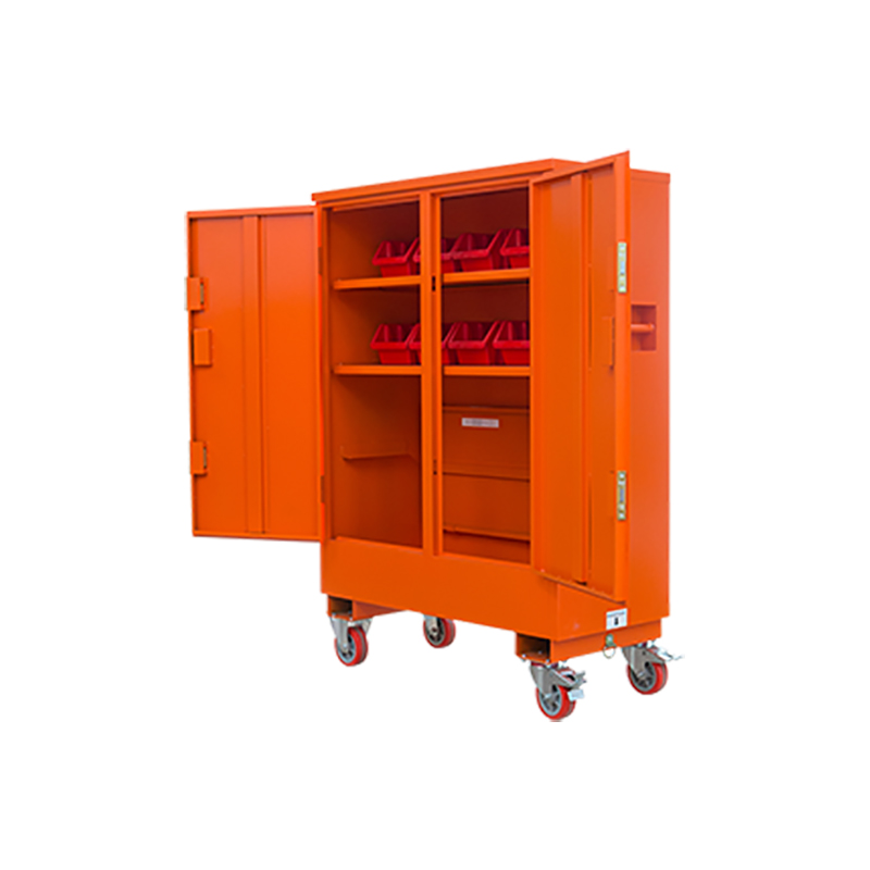 MEP Hire Fittings Cabinet