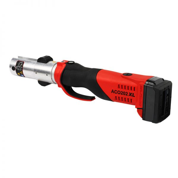 MEP Hire ACO202XL Battery Presstool