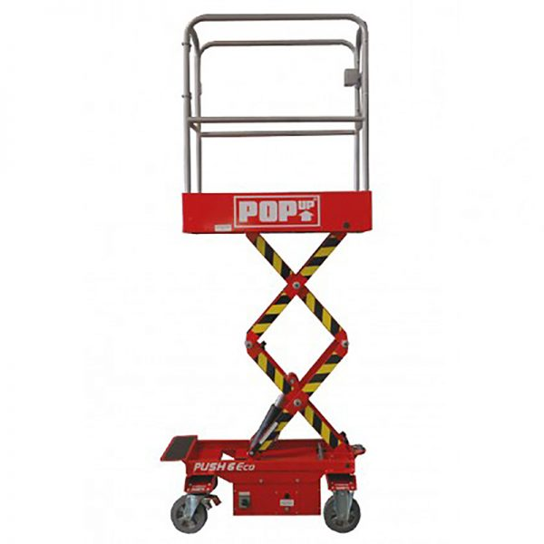 MEP Hire Pop Up Push 8