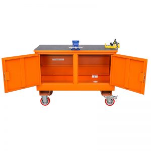 MEP Hire Mobile Store Workbench