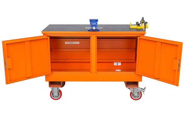 MEP Hire Mobile Store Workbench - 310079