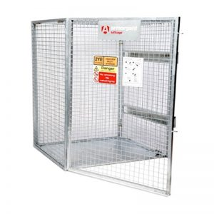 MEP Hire Folding Gas Cage