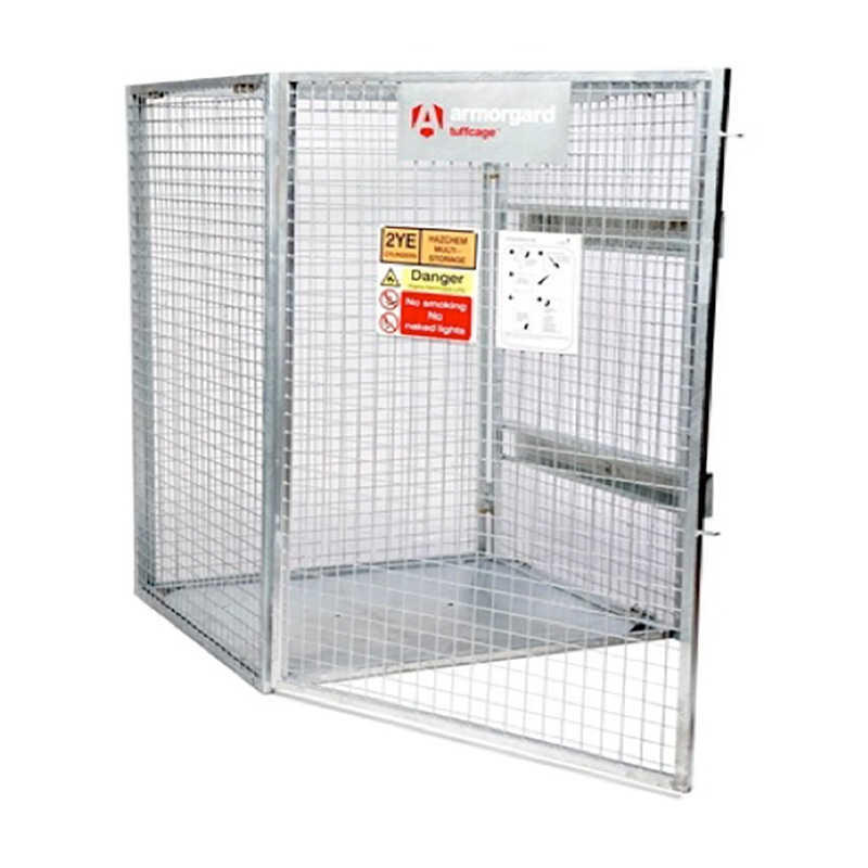 Folding Gas Cage Mep Hire