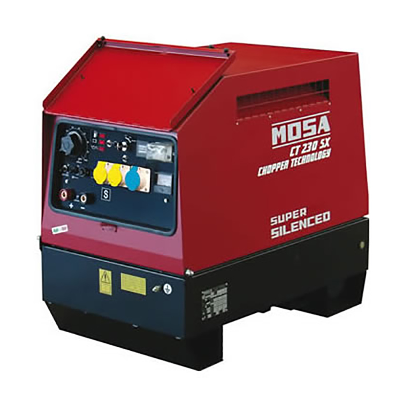 MEP Hire 200amp Diesel Welder Generator