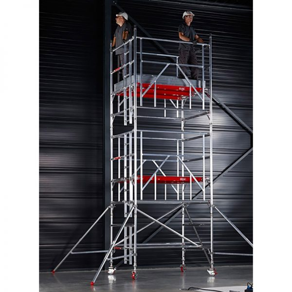 MEP Hire Alloy Tower 3T and AGR