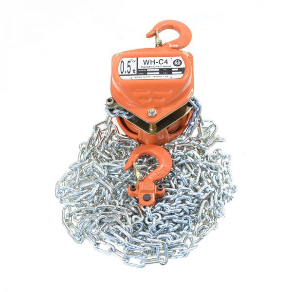 MEP Hire Manual Chain Hoist 2 Tonne
