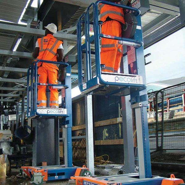 MEP Hire Peco Wind rated