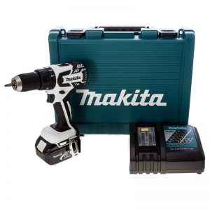 COMBINATION BATTERY DRILL 18V