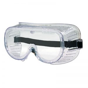 Standard Safety Goggles Direct Ventilated