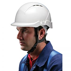 Centurion Height Master Hard Hat White