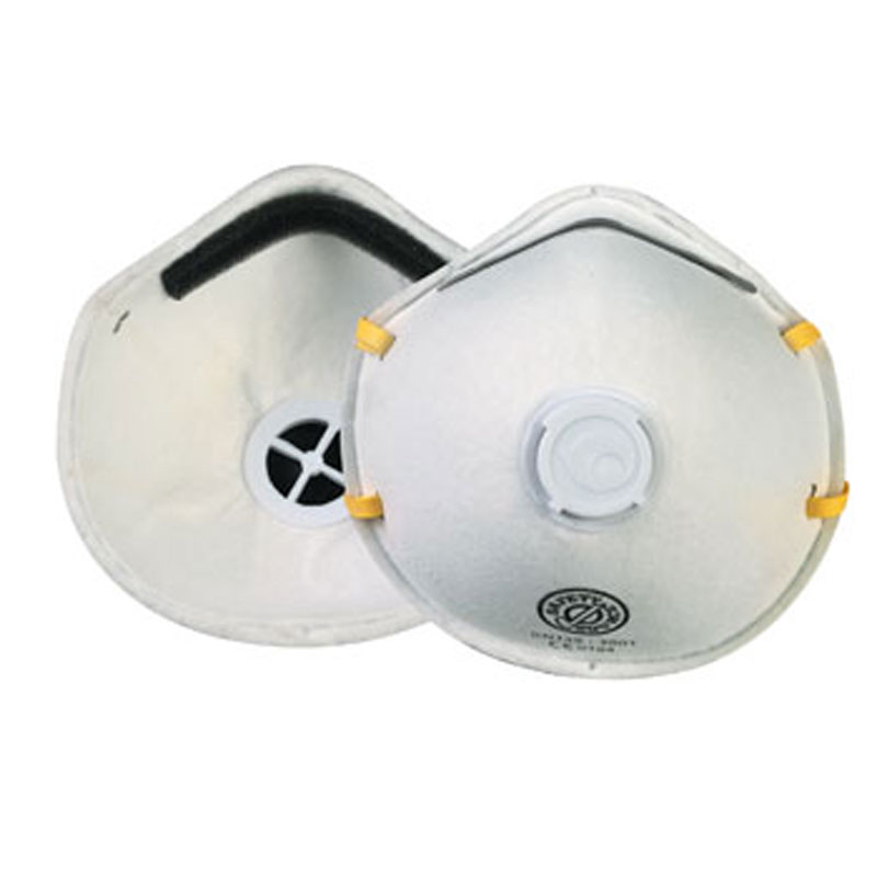 Valved Dust Disposable Mask