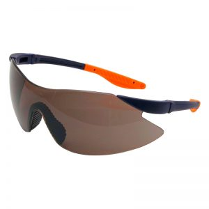 Zodiac Sportz Smoke Lens Safety Specs