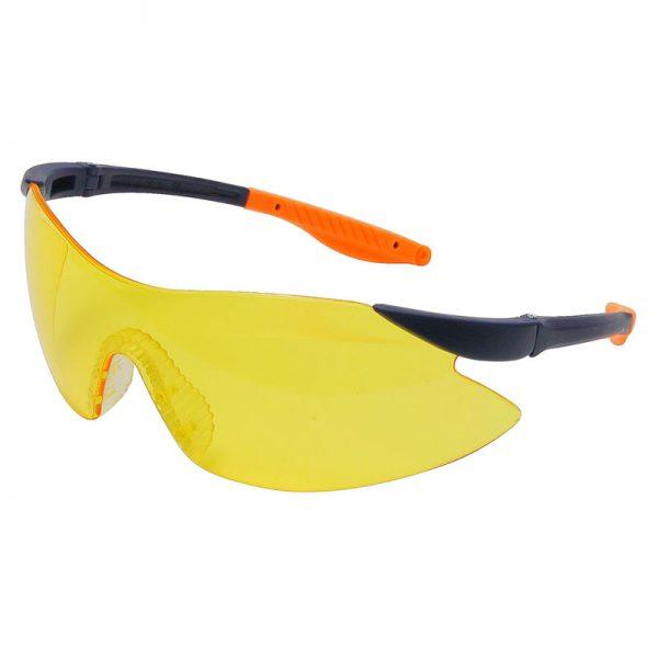 Zodiac Sportz Amber Lens Safety Specs