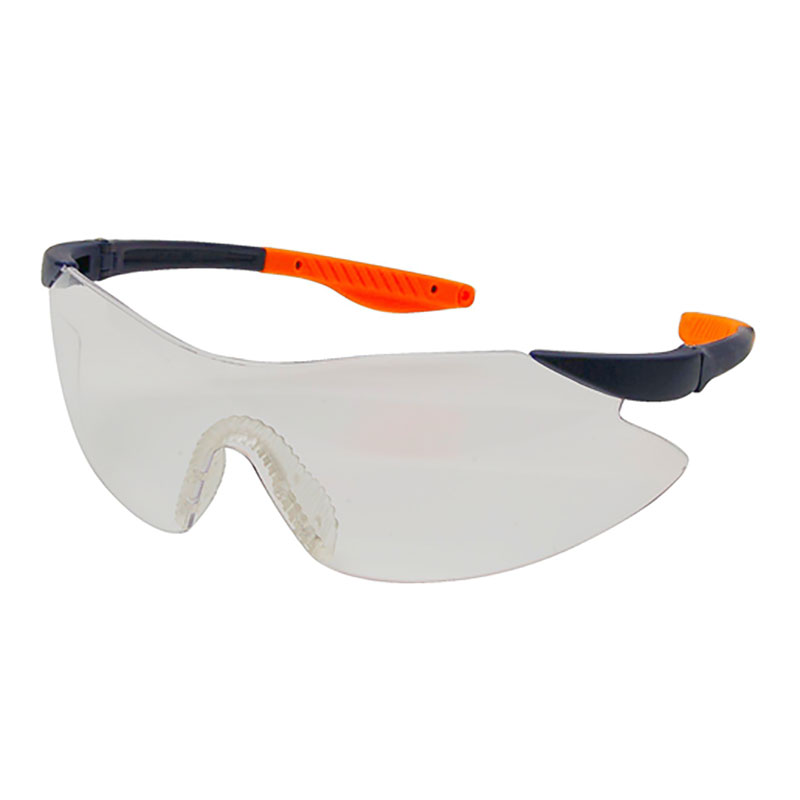 Zodiac Sportz Clear Lens Safety Specs Mep Hire