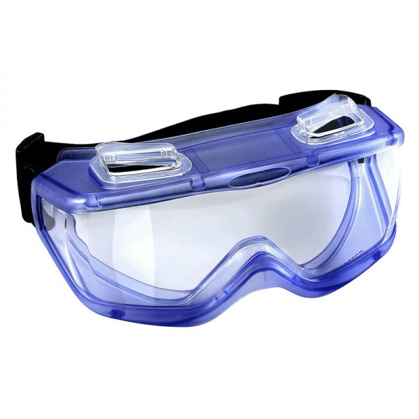 Ultranov Wide Vision Clear Safety Goggle