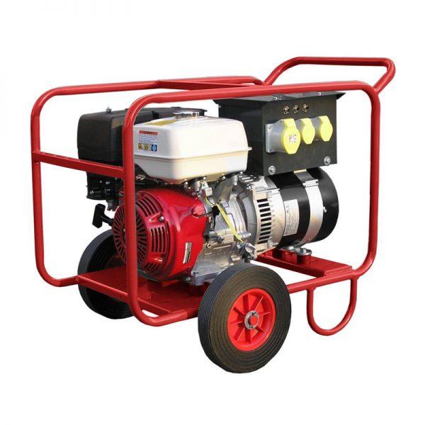 fusion generator 7.5kva petrol