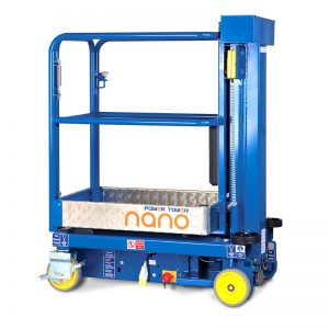 MEP Hire Nano 2.2 Wind Rated