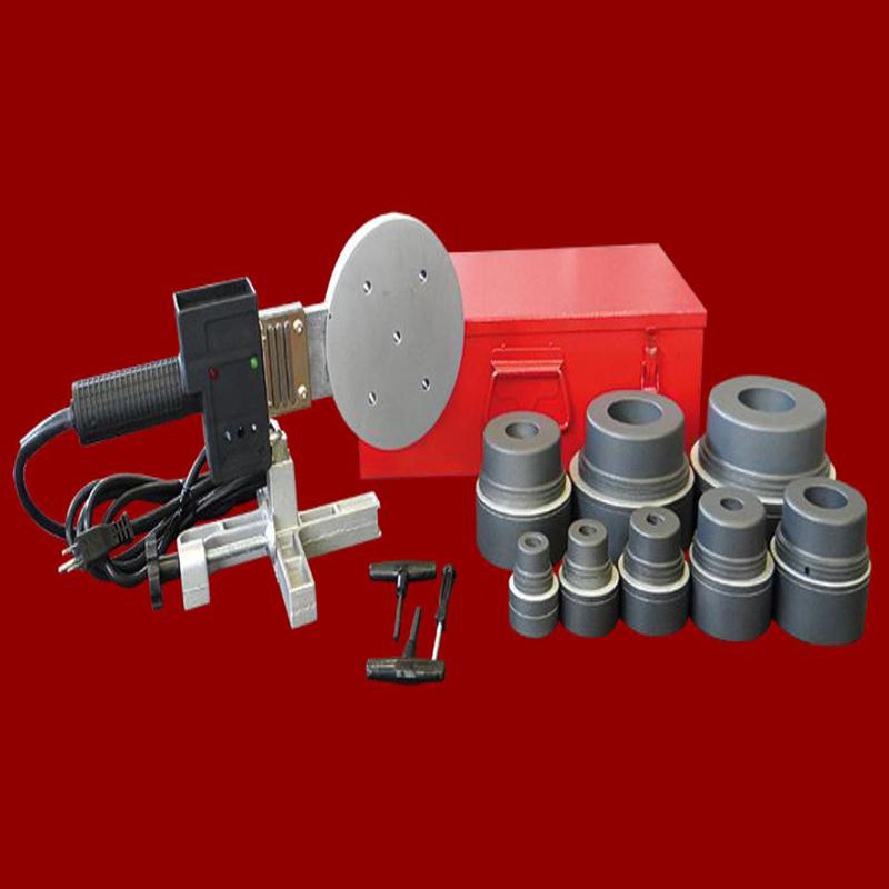 MEP Hire PPR Socket Fusion 75mm Hot Plate Kit