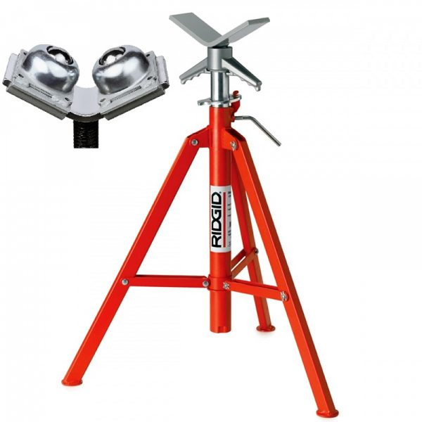 MEP Hire Pipe Support Stand