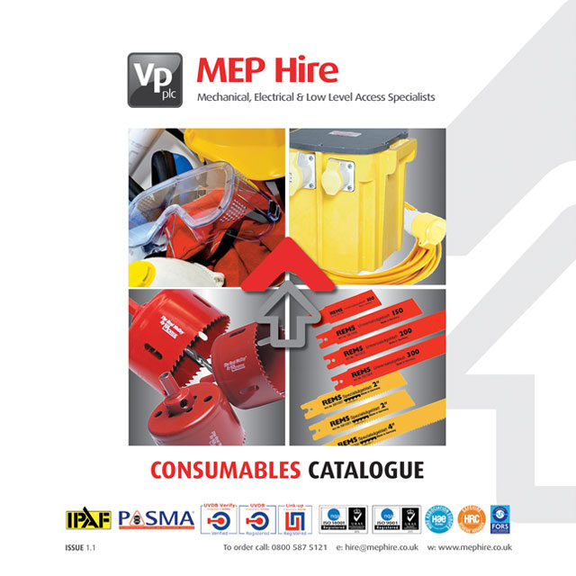 Mep Hire Consumables