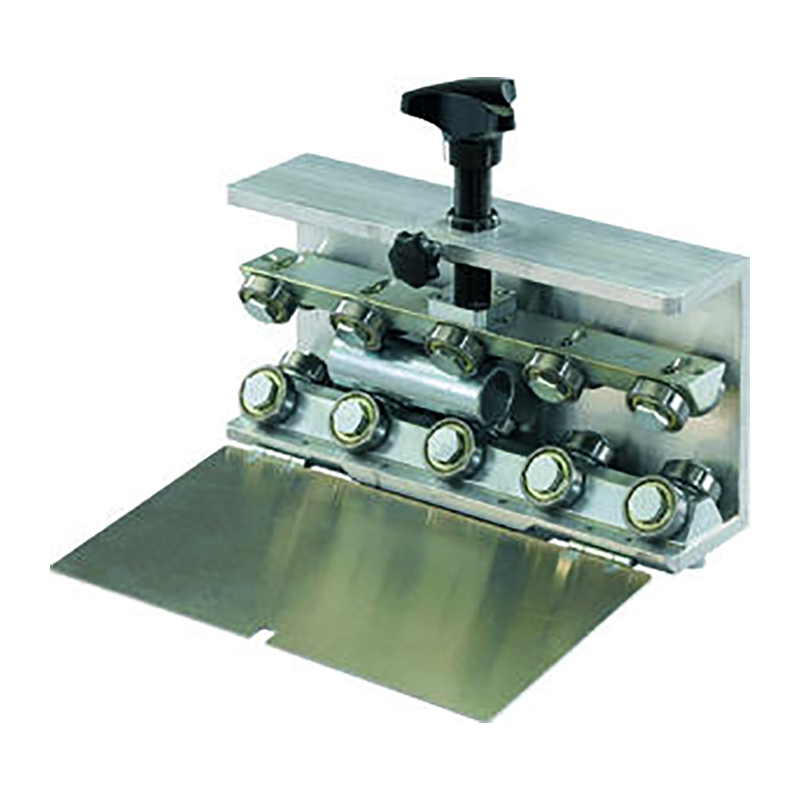 MEP Hire multilayer decoiler and straightener