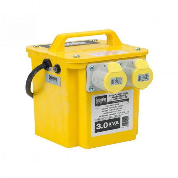 MEP Hire Portable Transformer 3KVA
