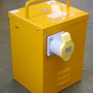 MEP Hire Heater Transformer