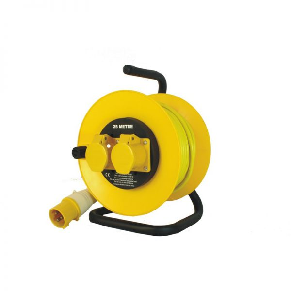 MEP Hire Cable Reel 110V