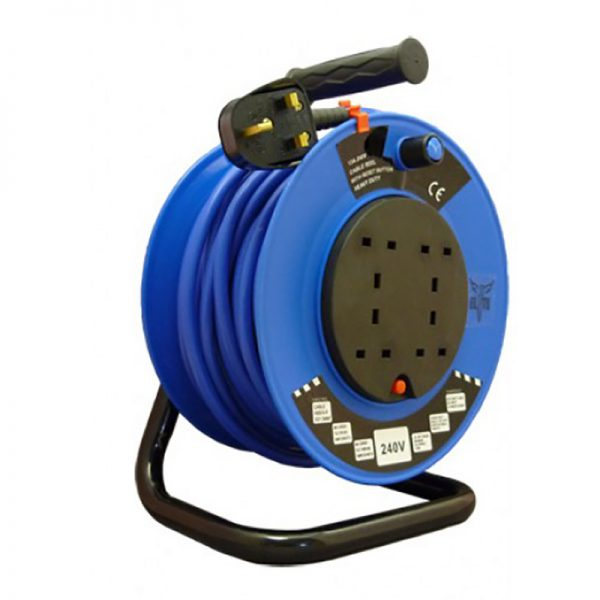 MEP Hire Cable Reel 230V