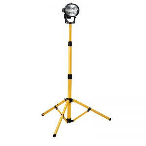 MEP Hire 500W Floodlight on Tripod