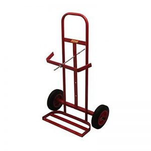 MEP Hire Twin Bottle Trolley