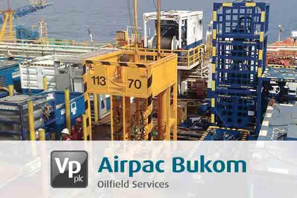 Vp AIRPAC BUKOM