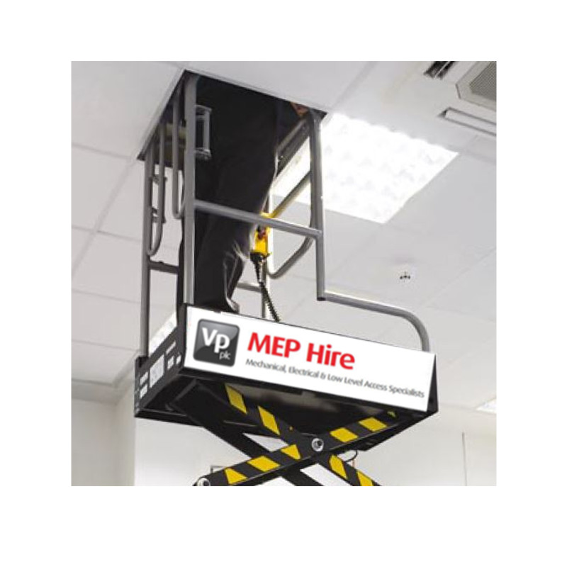MEP Hire confined space
