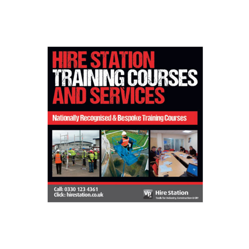 Hire Station training courses
