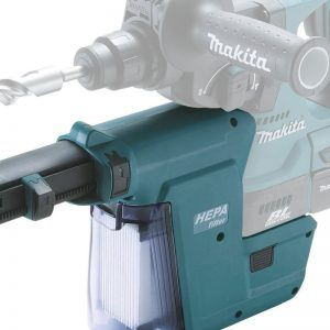 Makita with filter