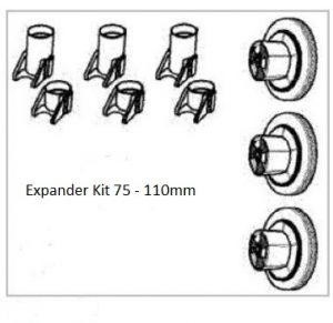 adapter kit 75 to 110